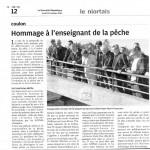 Inauguration du parcours Black Bass de Coulon (79) dans Evènements Coulonarticle-Nouvelle-République-150x150