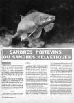 Sandres Poitevins ou Sandres Helvétiques - suite et fin (article paru dans LA PECHE ET LES POISSONS, en déc. 1964) dans L'article technique art-tech-N°-3-janv-2012-page-1-108x150