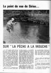 Sirius n° 8 « … sur la pêche à la mouche » (article paru dans l'ECHO DES PECHEURS, en juin 1971) dans L'ancêtre de 'La musette à Matthieu' Sirius-N°8-juin-2012-page-1-106x150