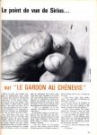 Sirius n° 9 « … sur le gardon au Chènevis » (article paru dans l'ECHO DES PECHEURS, en juil. 1971) dans L'ancêtre de 'La musette à Matthieu' Sirius-N°9-juillet-2012-page-1-108x150