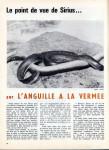 Sirius n° 10 « … sur l'anguille à la vermée » (article paru dans l'ECHO DES PECHEURS, en août 1971) dans L'ancêtre de 'La musette à Matthieu' Sirius-N°-10-surlanguille-à-la-vermée-page-1-109x150