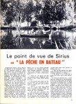 Sirius n° 12 « … sur la pêche en bateau » (article paru dans l'ECHO DES PECHEURS, en oct. 1971) dans L'ancêtre de 'La musette à Matthieu' sirius-n-12-octobre-2012-la-peche-en-bateau-page-1-110x150