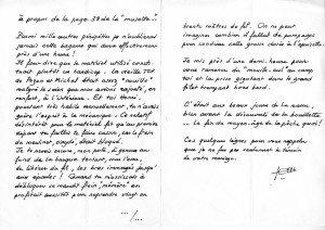 La lettre de Jean Dejax dans Ses amis parlent de lui lettre-jean-dejax-memere-carpe-page-3-300x212