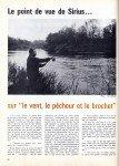 Sirius n° 14 « … sur le vent, le pêcheur et le brochet » (article paru dans l'ECHO DES PECHEURS, en déc. 1971) dans L'ancêtre de 'La musette à Matthieu' sirius-n14-decembre-2012-sur-le-vent-le-pecheur-et-le-brochet-page-1-107x150