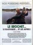 Le brochet... le black-bass... et les autres ! (article paru dans « LA PECHE ET LES POISSONS », en juil. 1992) dans L'article technique art07-2013-le-brochet-le-black-et-les-autres-page-1-111x150