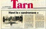 art LA DEPECHE 23-11-1985 1
