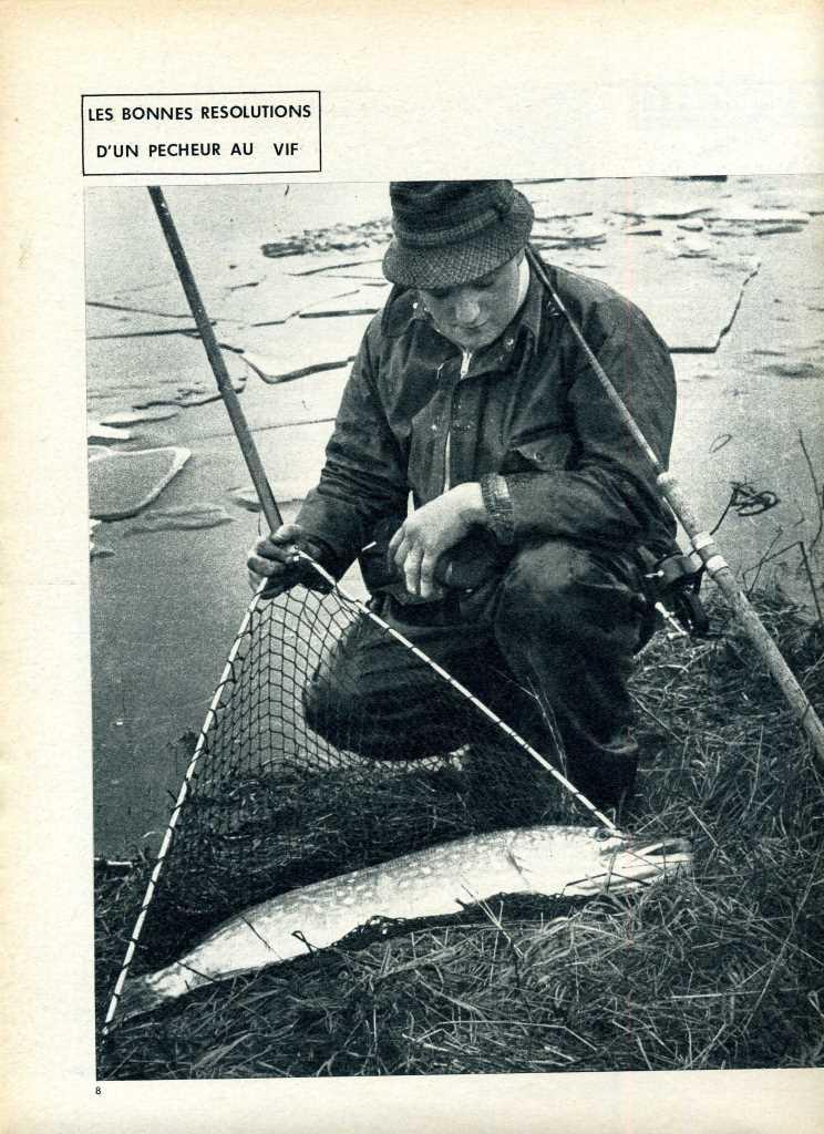 Foyer Art Vif Bienne : Les bonnes résolutions d un pêcheur au vif article paru