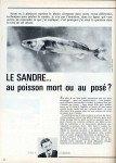 art 10-2016 Le sandre, au poisson mort ou au posé Page 1