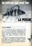 art 12-2016 Un poisson  qui rend fou, la perche page 1