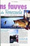 art 07-2017 Les poissons fauves du Vénézuela page 2